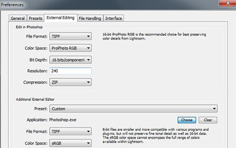 Image result for lightroom external editor